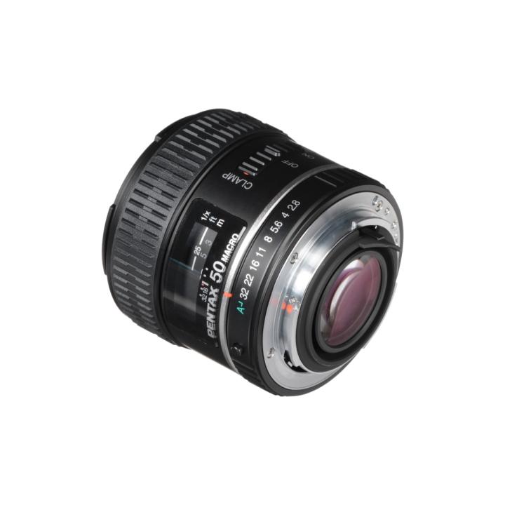 21530 - Pentax D FA 50mm f/2.8 Macro
