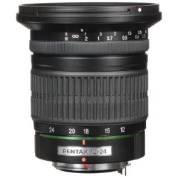 Pentax DA 12-24mm f/4 ED AL IF Lens