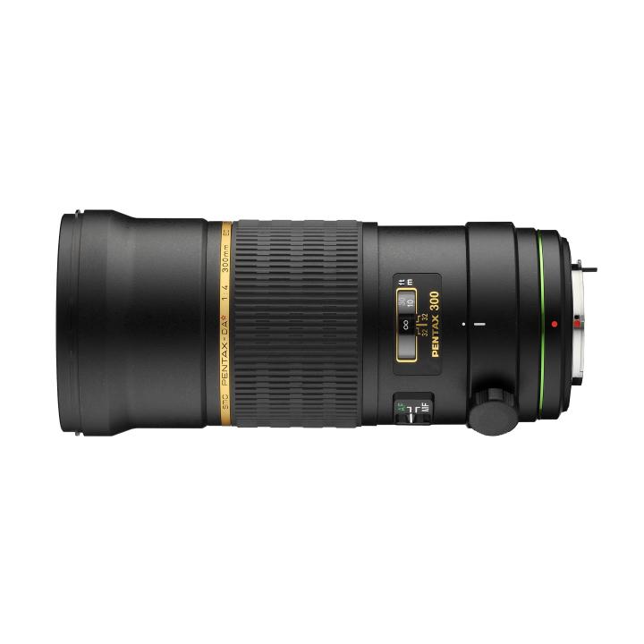 21760 - Pentax DA* 300mm f/4 EDIF SDM