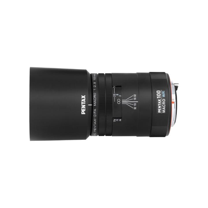 21910 - Pentax D FA 100mm f/2.8 Macro