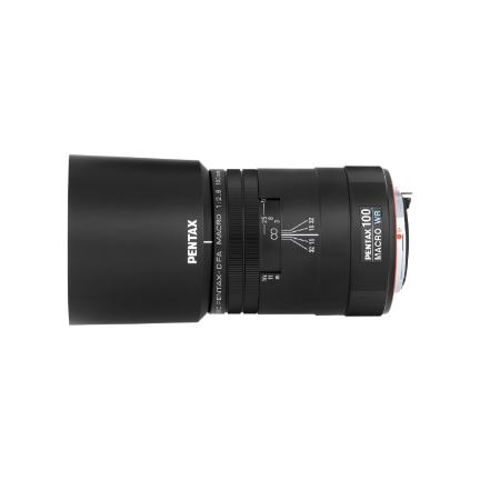 Pentax D FA 100mm f/2.8 Macro WR Lens