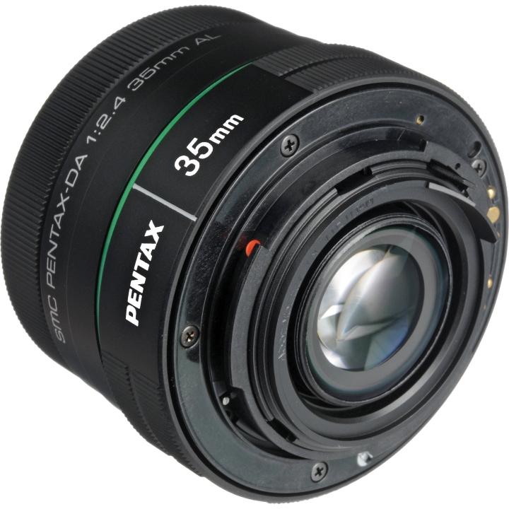 21987 - Pentax DA 35mm f/2.4 AL SMC