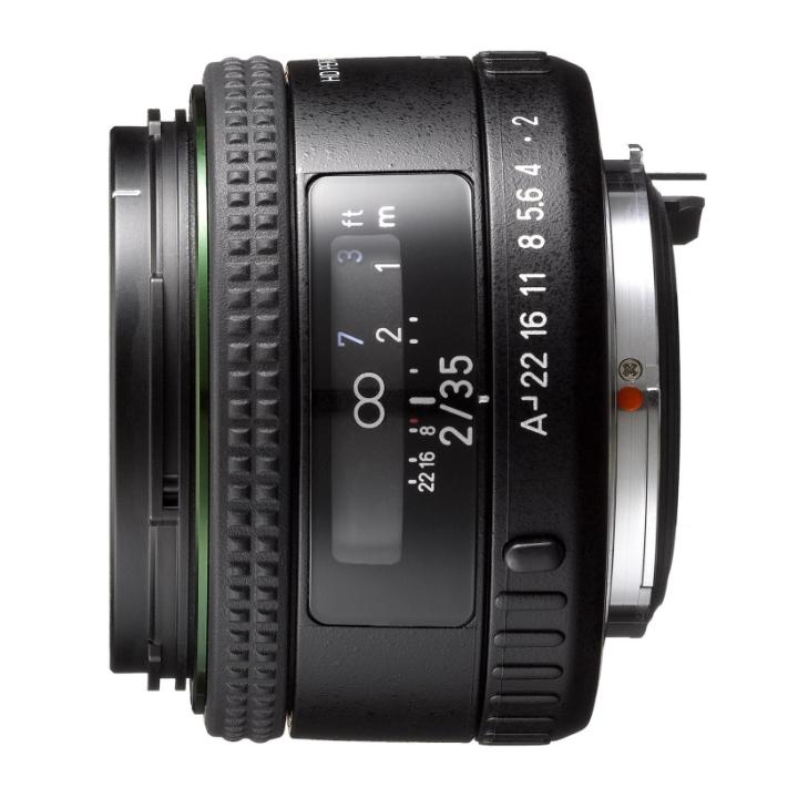 22860 - Pentax HD FA 35mm f2.0 Lens