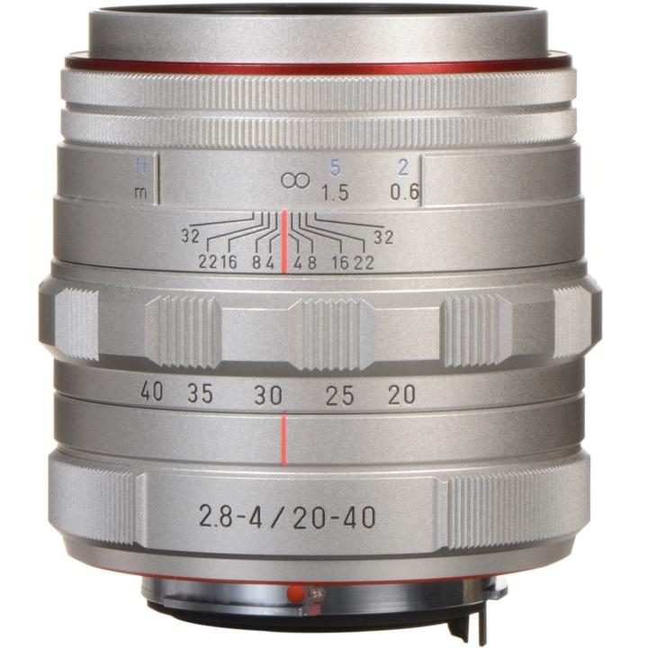 23010 - Pentax DA 20-40mm f/2.8-4