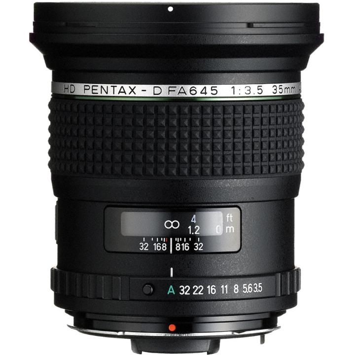 26450 - Pentax D FA 35mm f/3.5 Lens