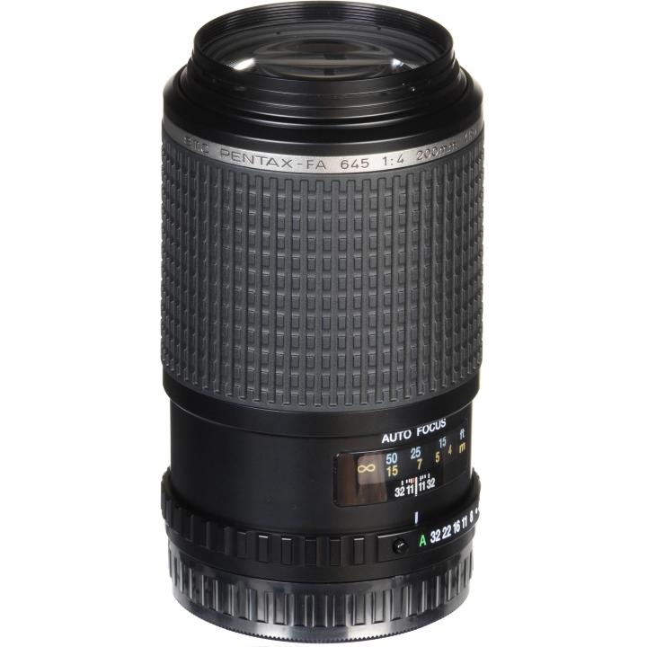 26745 - Pentax FA 645 200mm f/4 Lens