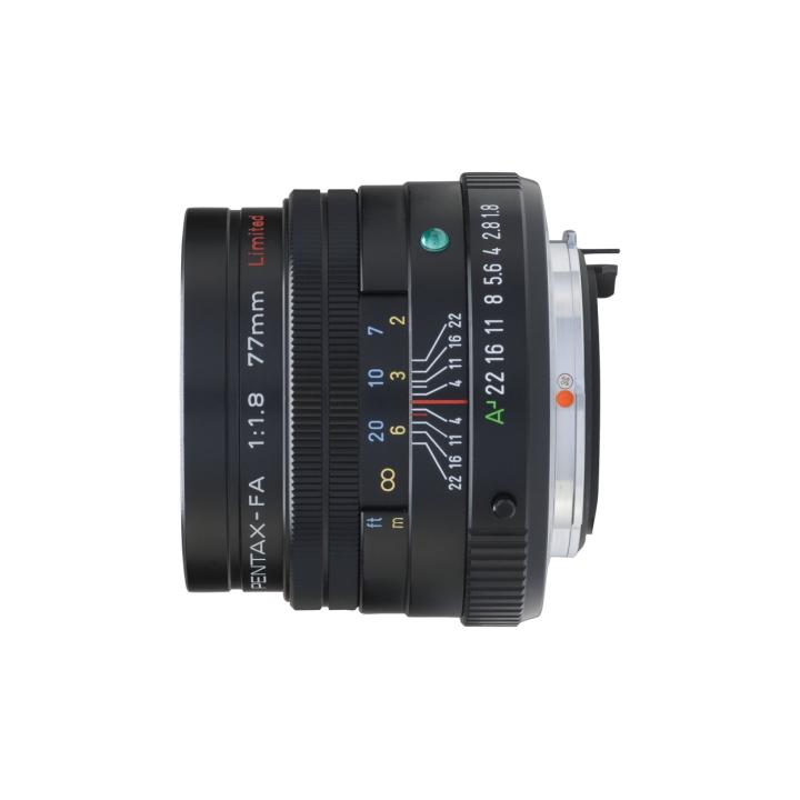 27980 - Pentax FA 77mm f/1.8 Limited