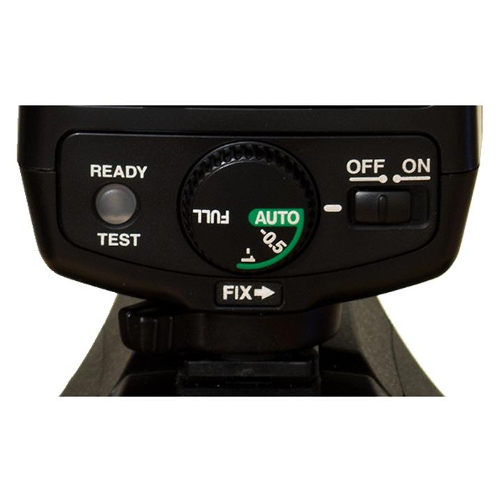 30465 - Pentax AF-200FG Flash