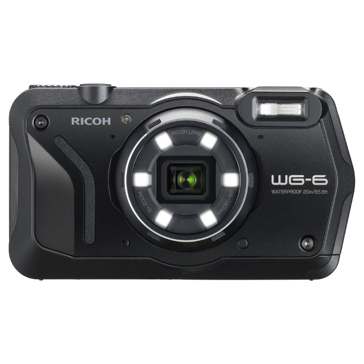 3844 - Ricoh WG-6 Kit Black