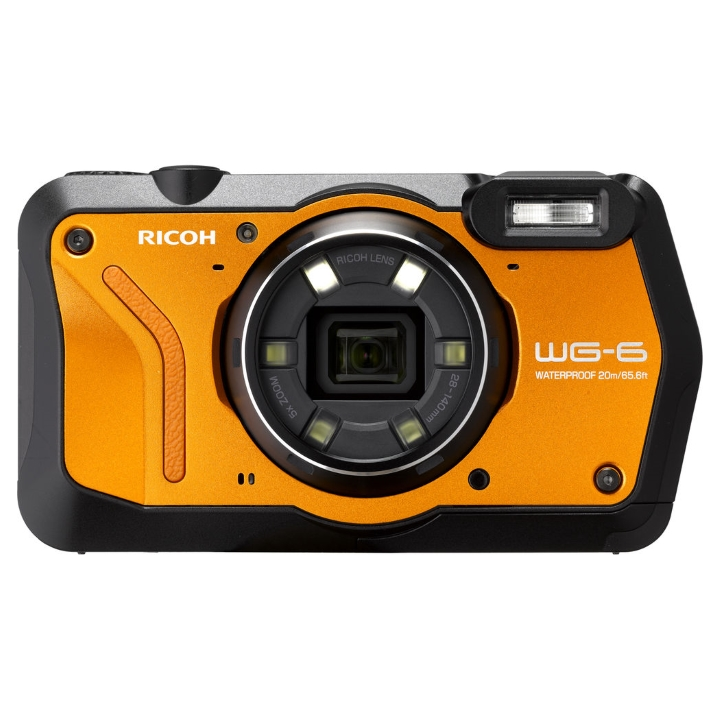 3854 - Ricoh WG-6 Kit Orange