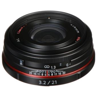 Pentax DA 21mm f/3.2 Lens AL Limited W/C