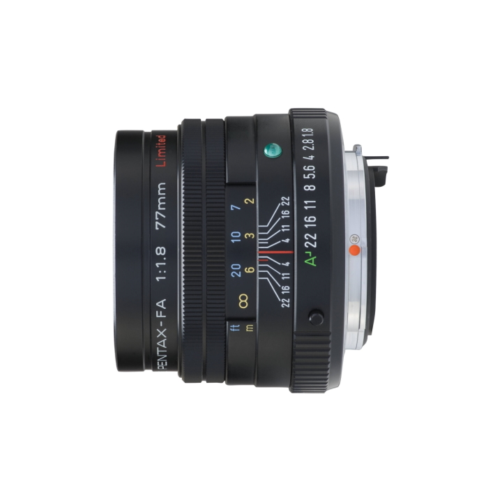 27980 - Pentax FA 77mm f/1.8 Limited