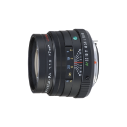 Pentax FA 77mm f/1.8 Limited Lens (Black)