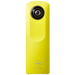 Ricoh Theta m15 Spherical VR Digital Camera (Yellow)