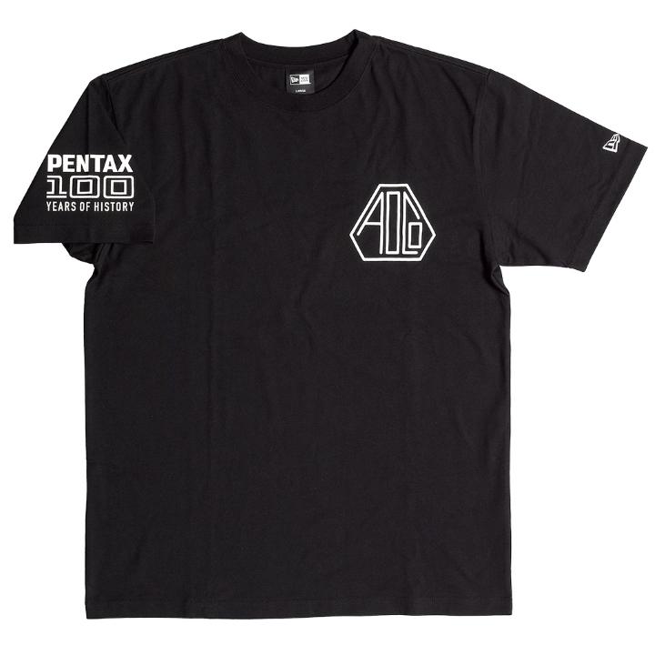 1032204 - Pentax New Era AOCO 100 Tshirt