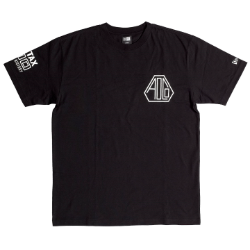 Pentax New Era AOCO 100 Tshirt BK/WT Medium