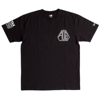 Pentax New Era AOCO 100th Tshirt BK/WT L