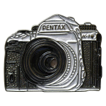 Pentax K-1 Lapel Pin