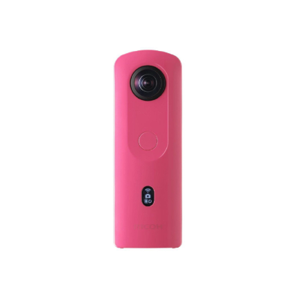 Ricoh Theta SC2 4K 360 Spherical Camera - Pink