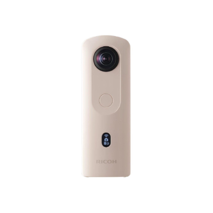 Ricoh Theta SC2 4K 360 Spherical Camera - Beige