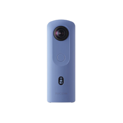 Ricoh Theta SC2 4K 360 Spherical Camera - Blue
