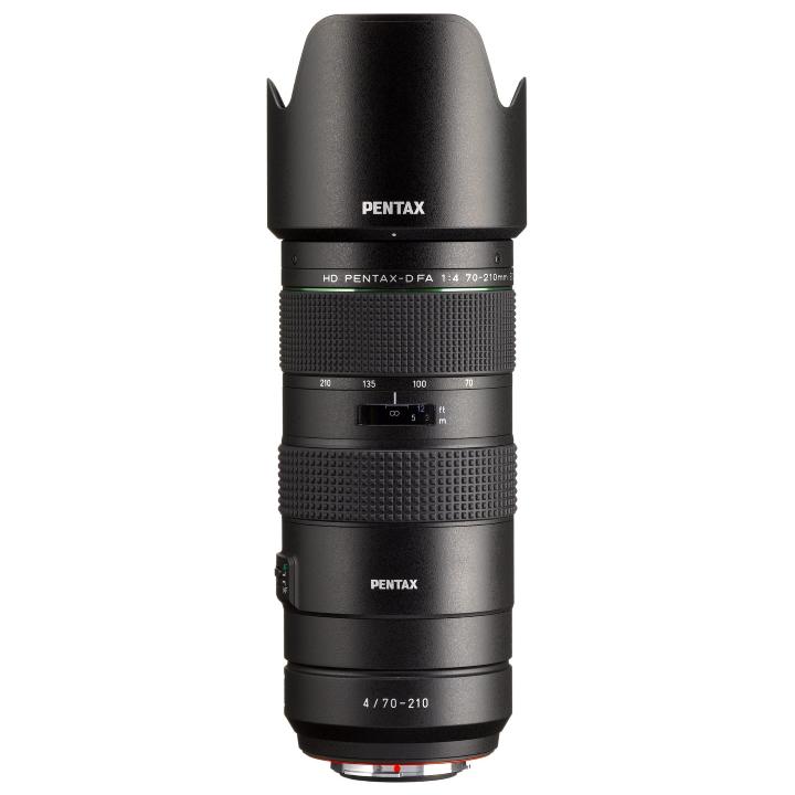 21217 - Pentax D FA 70-210mm f/4.0