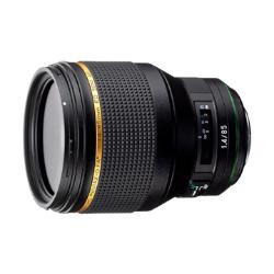 Pentax-D FA* 85mm f/1.4 ED SDM AW Lens