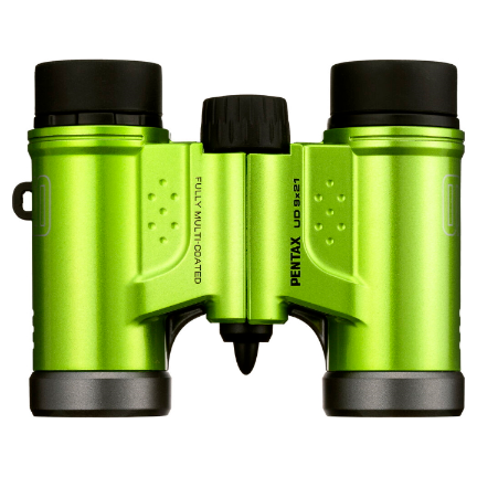 Pentax UD 9x21 Binoculars - Green