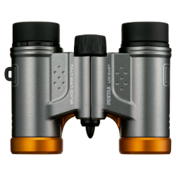 Pentax UD 9x21 Binoculars - Gary / Orange