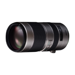 Pentax-D HD FA* 70-200mm f/2.8 ED DC AW Lens Silver Edition