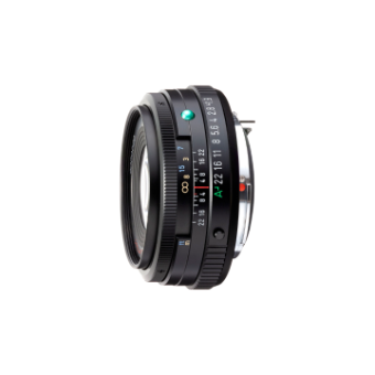Pentax HD FA 43mm f/1.9 Limited W/C Black