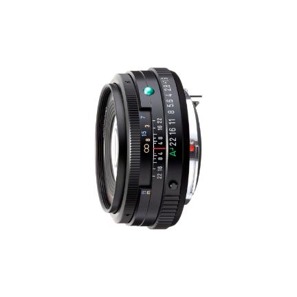 Pentax HD FA 43mm f/1.9 Limited Lens - Black