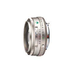 Pentax HD FA 43mm f/1.9 Limited W/C Silver