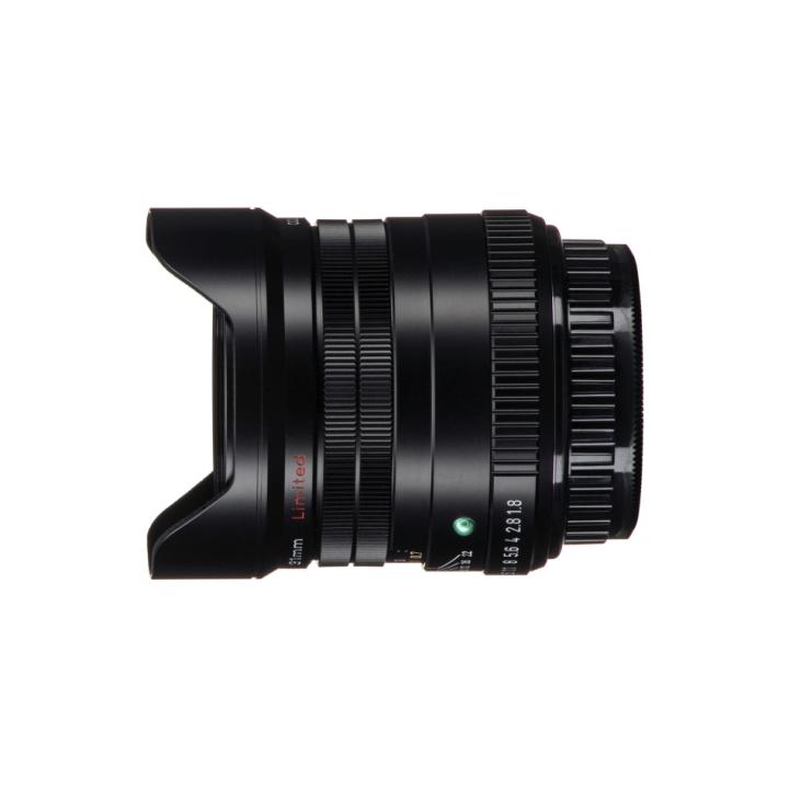 20210 - Pentax HD FA 31mm f/1.8