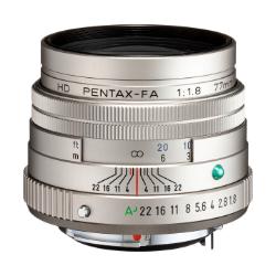 Pentax HD FA 77mm f/1.8 Limited W/C Silver