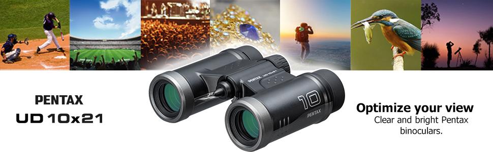 Pentax 10x21 UD Binocular (Black)_features_1