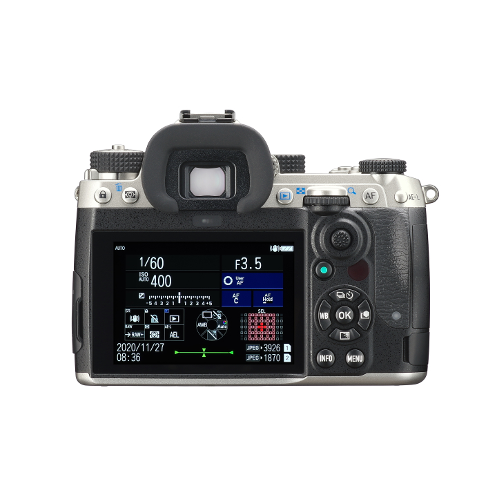 1074 - Pentax K-3 III DSLR Camera