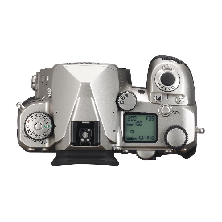 1084 - Pentax K-3 III Premium Silver