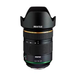Pentax HD DA 16-50mm F2.8ED PLM AW Lens