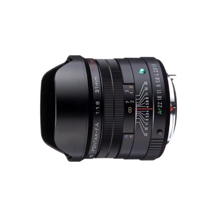 Pentax HD FA 31mm f/1.8 Limited Lens - Black