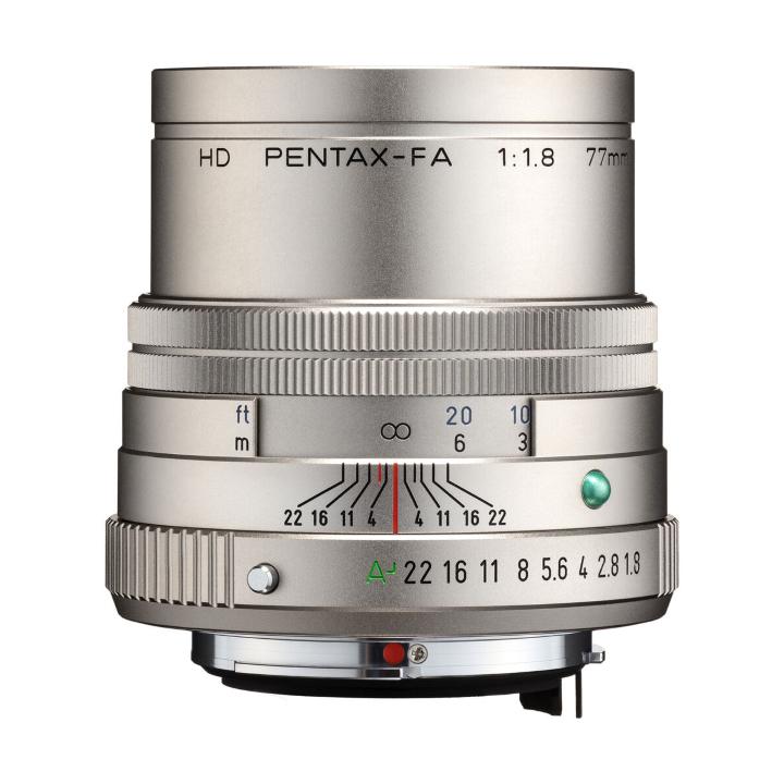 27890 - Pentax HD FA 77mm f/1.8