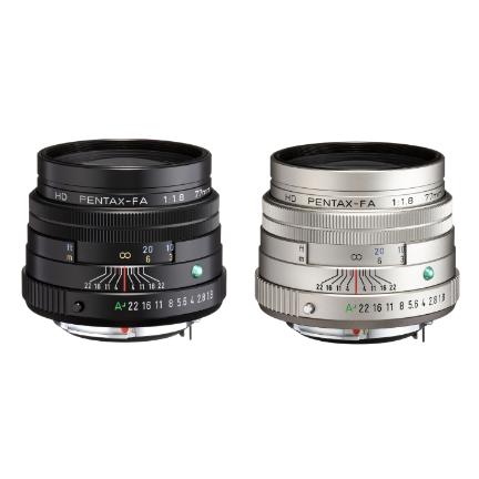 Pentax HD FA 77mm f/1.8 Limited Lens