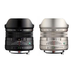 Pentax HD FA 31mm f/1.8 Limited Lens