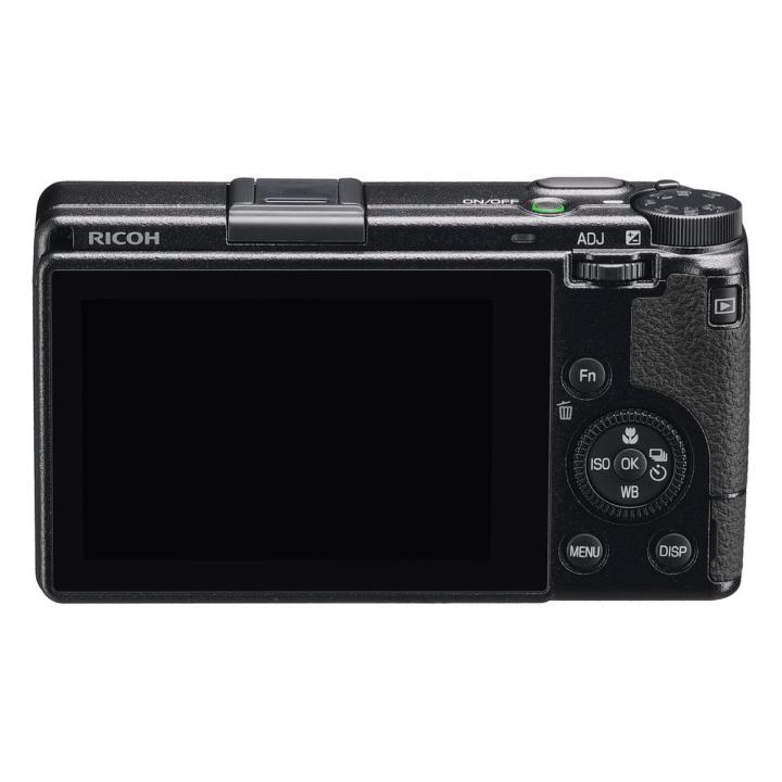 15287 - Ricoh GR IIIx Camera - Black