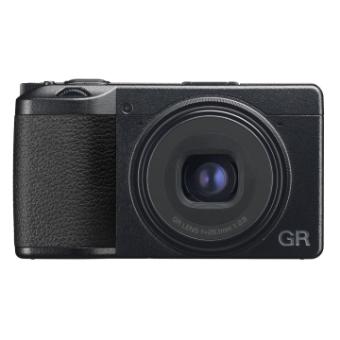 Ricoh GR IIIx Camera - Black