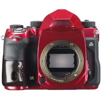 Pentax K-1 Mark II J Limited 01 Scarlet Rouge