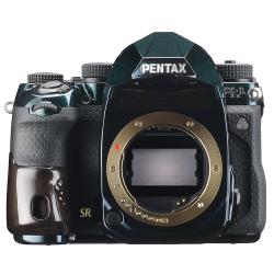 Pentax K-1 Mark II J Limited 01 Viridian