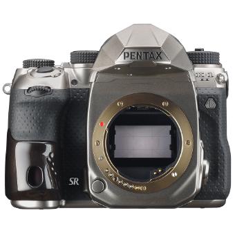 Pentax K-1 Mark II J Limited 01 LX 75 Metallic