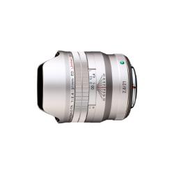 HD Pentax-D FA 21mm F2.4ED Limited DC WR Silver Lens